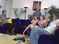 Cocu, Hardcore, Interaciale, Les roux