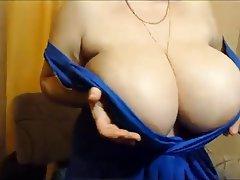 BBW, Big Boobs, Mature, Russian