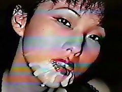 Asiaté, Výstřik, Výstřiky, Sperma v obličeji