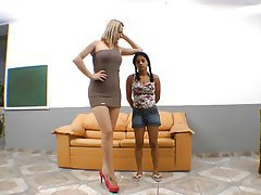 Brasil, Dominación Femenina, Fetichismo de Pies