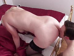 Blonde, Cuckold, Face Sitting, Femdom