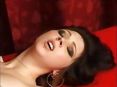 Französisch, Lesbisch, Massage, MILF