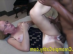 Anal, Creampie, Interracial, MILF