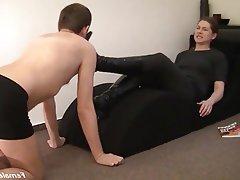 BDSM, CFNM, Femdom, Foot Fetish