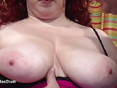BBW, Casting, German, Hardcore