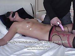 BDSM, Bondage, Pantyhose, Orgasm