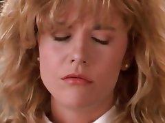 Blonde, Celebrity, Close Up, Orgasm