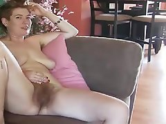 Casting, Hairy, MILF
