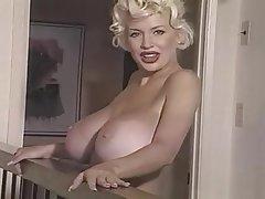 Big Boobs, Blonde, Vintage