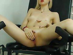 Amateur, Blonde, Masturbation