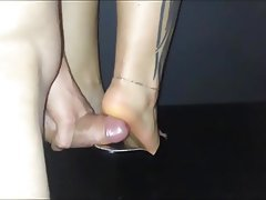 Amateur, Foot Fetish, Footjob, High Heels