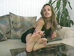 Foot Fetish, MILF, Swinger