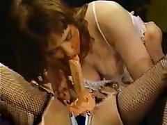 Brunette, Hardcore, Pornstar, Vintage
