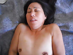 Amateur, Asian, Small Tits, Wife