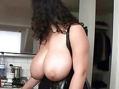 BBW, Italian, Masturbation