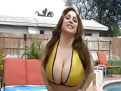 Big Boobs, Blowjob, Interracial, Midget