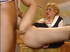 Anal, Blonde, Russian