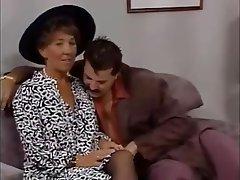 German, Granny, Vintage