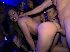 Party, Teen, Orgy