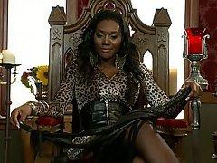 Black, Ebony, Mistress