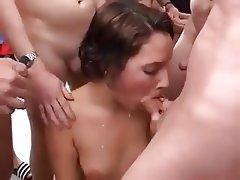 Hardcore, Group Sex, Bukkake, Gangbang
