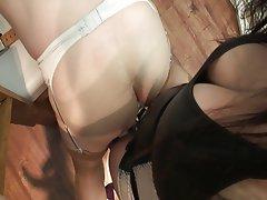 Anal, BDSM, Dominación Femenina, Arnés