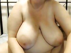 Webcam, BBW, Big Boobs