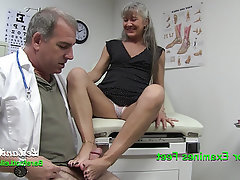 Amateur, Mature, MILF, Foot Fetish
