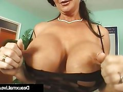Anal, Brünette, Grosse Tits, Grosse Arsch