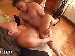 Amateur, Hardcore, Granny, German