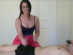 Handjob, BDSM, Femdom, Mistress