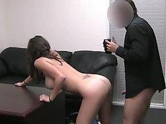 Amateur, Big Tits, Brunette, Casting