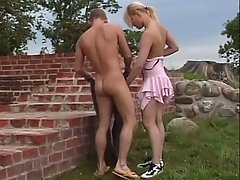 Baby, Blondine, Blowjob, Niedlich