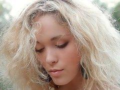Krása, Modelky, Blondýna, Roztomilé