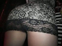 Ass, Big Tits, Brunette, Black