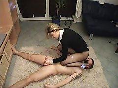 BDSM, Face Sitting, Femdom, Handjob