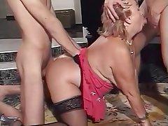 Amateur, Sexo en Grupo, Peludas, Maduras