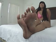 Foot Fetish, POV, Softcore