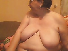 Amateur, Granny, Mature, Webcam
