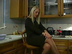 British, Masturbation, POV, Softcore