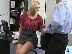 Office, Cute, Babe, Beauty