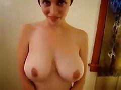 Big Boobs, Handjob, MILF, Nipples