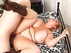 BBW, Blonde, Blowjob, Hardcore