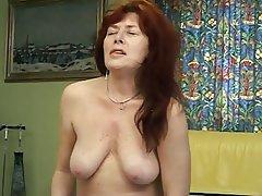 Masturbation, Mature, MILF