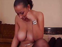 Esclavage, Femme dominatrice, Assis sur le visage