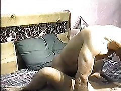 Blowjob, Blondine
