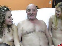 Eski ve genç, İspanyollar