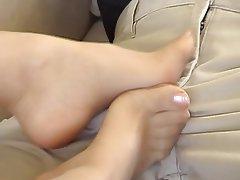 Strumpfhose, Fuß Fetisch, Strümpfe