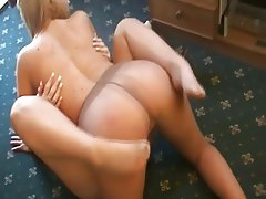 Amatriçe, MILF, Collants