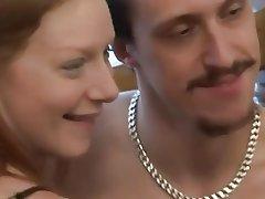 Babe, Cumshot, Group Sex, MILF